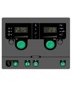 Migatronic Sigma2 Synergic Control Panel