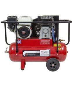 SIP Airmate Industrial Super Honda GP 6.0 Petrol Compressor 50 Litre