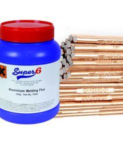 Gas Rods & Flux