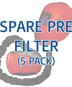 Spare Pre Filters 3044PRE