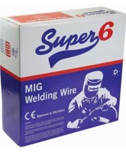 Super6 Mig Welding Wire