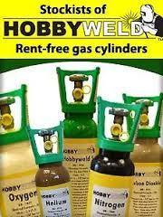 Hobbyweld gas